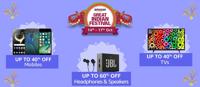 great indian festival sale offers