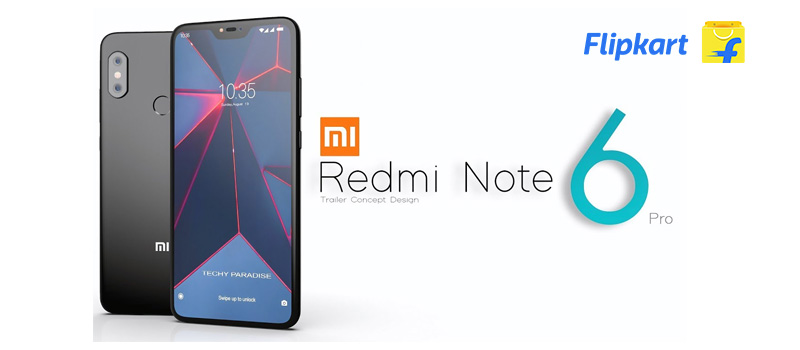 Redmi note 6 pro offers