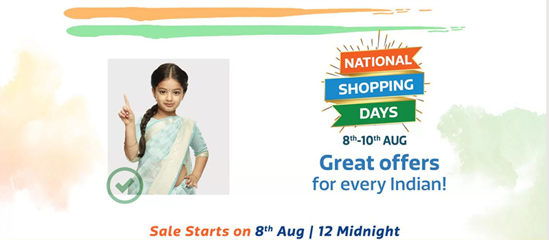 national shopping days
